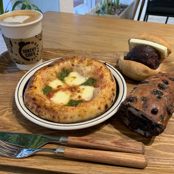 Coccinelle bakery cafe 神栖店